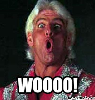 Ric Flair Memes - 11 best ric flair woooooo images on pinterest ric flair professional wrestling and wrestling