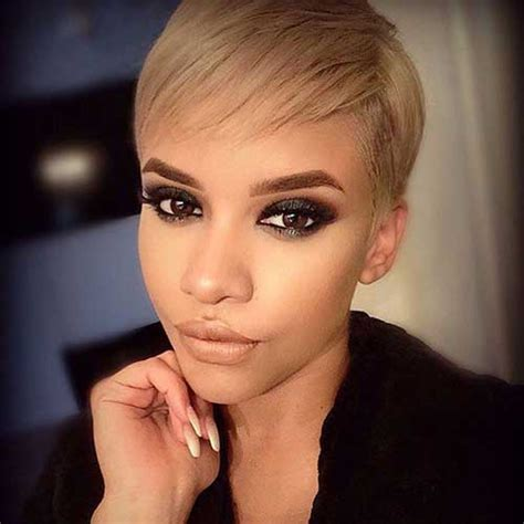 25  Blonde Pixie Cuts   Short Hairstyles & Haircuts 2017