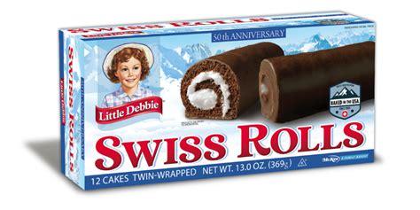 swiss rolls  debbie
