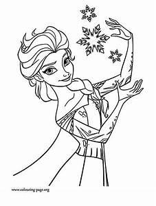 101 Frozen Coloring Pages November 2018 Edition Elsa