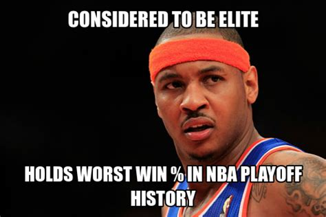 Anthony Meme - melo haters will be shook this season message board basketball forum insidehoops