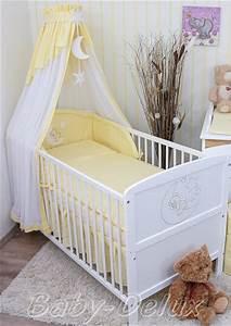 Baby Bettwäsche Günstig : baby bettw sche himmel nestchen bettset mit applikation ~ A.2002-acura-tl-radio.info Haus und Dekorationen