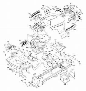Husqvarna Yth 2448 T Parts List And Diagram