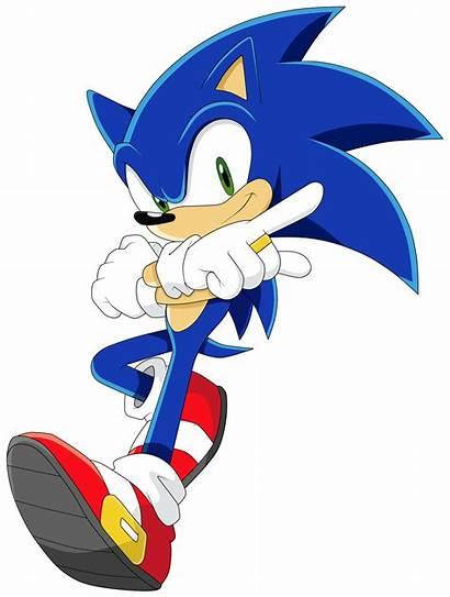 Sonic Hedgehog Deviantart Transparent Movie Redesign Fan