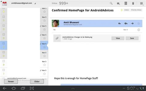 gmail app for android how to save gmail attachment on android device sd card