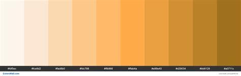 trello orange colors palette hex rgb codes