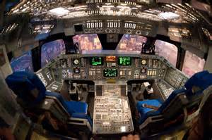 Space Shuttle Cockpit Switches Layout - Pics about space