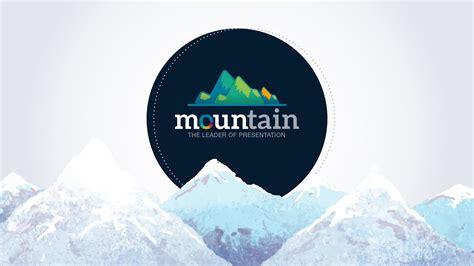 mountain powerpoint  template youtube