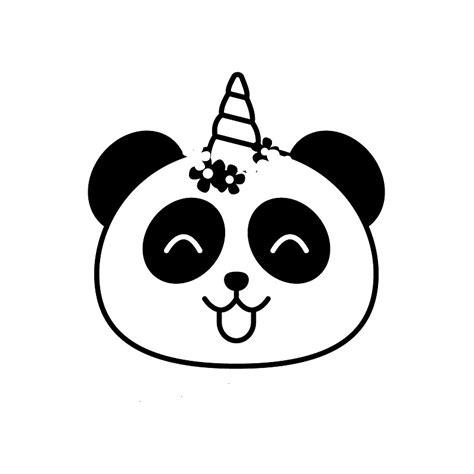 unicorno puccioso pandacorno disegni kawaii unicorno disegno 100 originale 2019