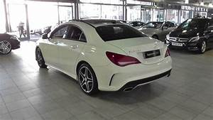 Mercedes Classe Cla Amg : mercedes benz cla class cla 180 amg sport 4dr u44256 youtube ~ Medecine-chirurgie-esthetiques.com Avis de Voitures