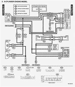 2001 Subaru Outback Wiring Diagram Sample