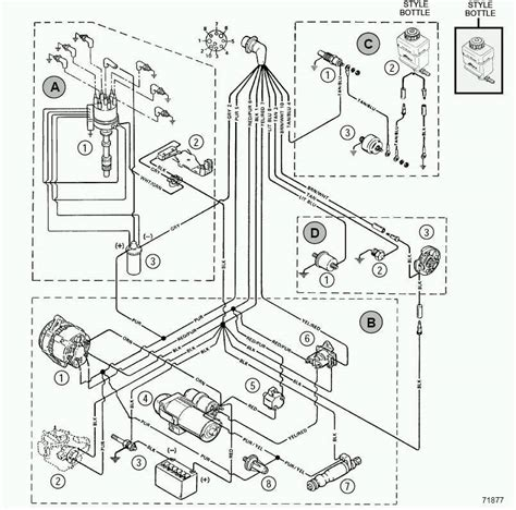Crusader Fuel Wiring Diagram by 6 Best Images Of Mercruiser 3 0 Ignition Diagram
