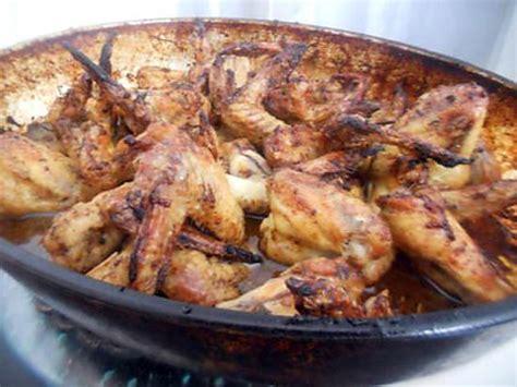 recette d ailes de poulet a la moutarde a l ancienne
