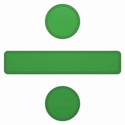 Division Sign Divide Emoji Oreo Android Google