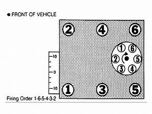 2003 Trailblazer Firing Order Diagram