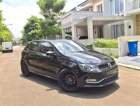 volkswagen polo black modified vw polo black out instagram photo by willim281 vw