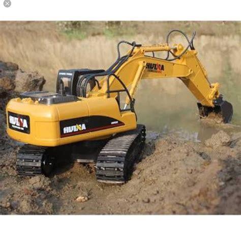 Harga Rc Excavator Di Indonesia jual mainan remot excavator beco bahan besi model
