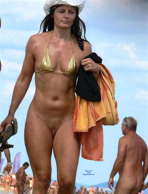 Sunny Nude Beach March Voyeur Web