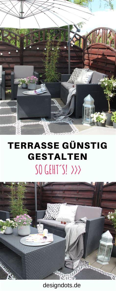 günstig terrasse bauen diy terrasse g 252 nstig selber bauen gestalten und renovieren sichtschutz terrasse dekorieren