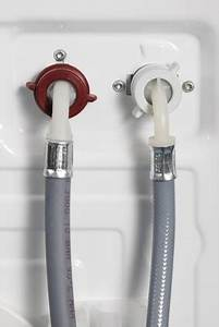 Rallonge Tuyau Machine À Laver : lave linge comment remplacer un tuyau d eau d 39 un lave linge ~ Melissatoandfro.com Idées de Décoration
