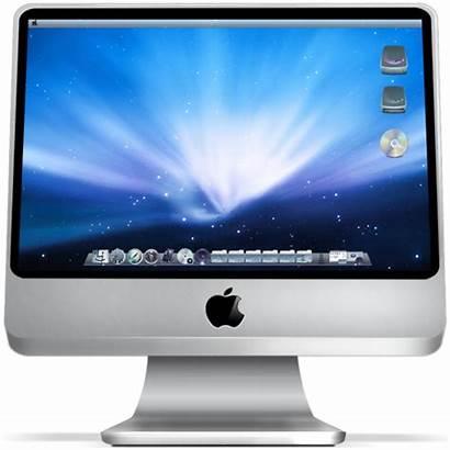Monitor Mac Apple Computer Imac Screen Icon