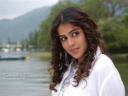 Genelia Wallpapers Souza Actress Dsouza Bollywood Latest