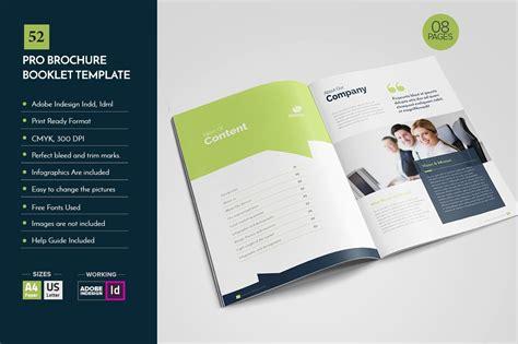 professional brochure template  brochure templates