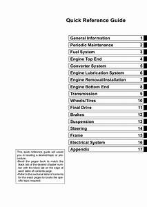 2005 Kawasaki Mule 610 4 U00d74 Mule 600 Service Repair Manual