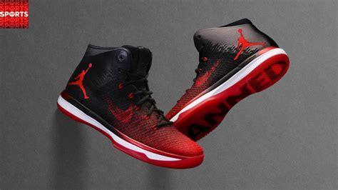Jordan Brand Unveils The Brand New Air Jordan Xxxi Youtube