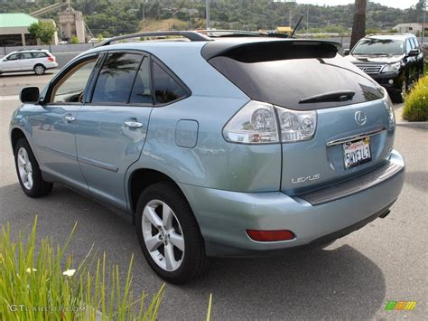 metallic lexus 2008 breakwater blue metallic lexus rx 350 awd 31851484