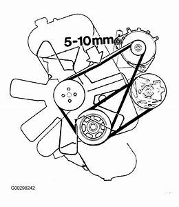 1990 Volvo 740 Serpentine Belt Routing And Timing Belt
