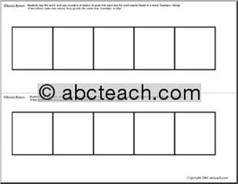 elkonin boxes 18 best images of elkonin box worksheets kindergarten cvc words sound boxes elkonin sound