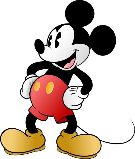 Mickey mouse is a funny animal cartoon character and the mascot of the walt disney company. Mickey Mouse Hd PNG Image - PurePNG | Free transparent CC0 ...