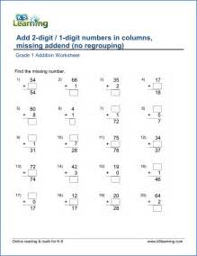 Math Worksheets Free Free Math Worksheets Printable Organized By Grade K5 Learning