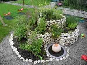 Gartengestaltung Mit Steinen : gartengestaltung mit steinen 10 wunderbare ideen gartengestaltung mit steinen hof blickfang ~ Watch28wear.com Haus und Dekorationen