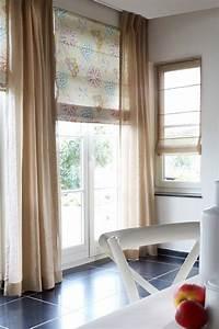 Rideaux Design Contemporain : rideaux et stores bateaux en tissu sarah inspiration ~ Teatrodelosmanantiales.com Idées de Décoration