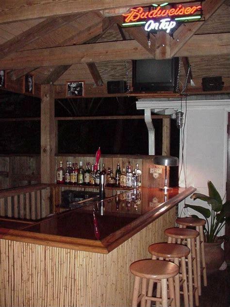 Easy Home Bar by Ehbp 20 Tiki Bar Hut Design Barplan