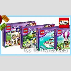 Top 10 Best Lego Friends Sets  Youtube