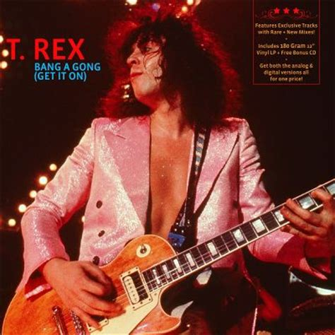 Bang A Gong (get It On)  T Rex  Songs, Reviews, Credits