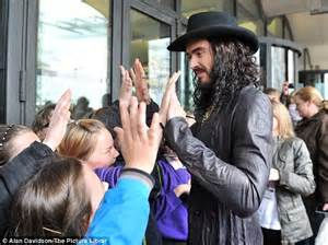 russell brand oxford union russell brand gave mps a coo ee and flashed his eyes an