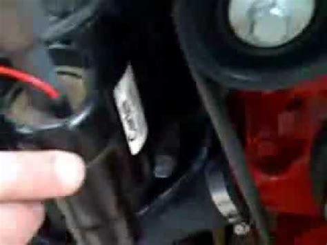 bad fuel cell symptom volvo penta youtube