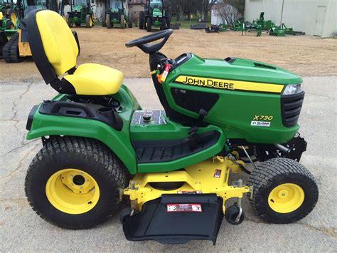 garden tractors for deere x730 lawn garden tractors for 53708