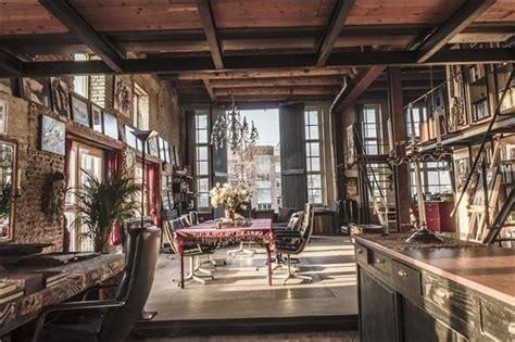 Bohemian Loft, Vierwindenstraat 78 Amsterdam Foto's