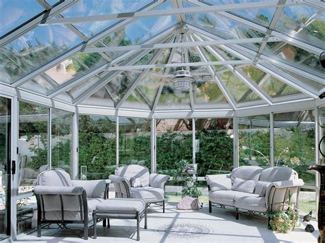 Conservatory Sunroom by Sunrooms And Conservatories Decorating And Design Ideas