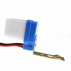 2x 230v  6a Dusk Till Dawn Automatic Photocell Light Sensor