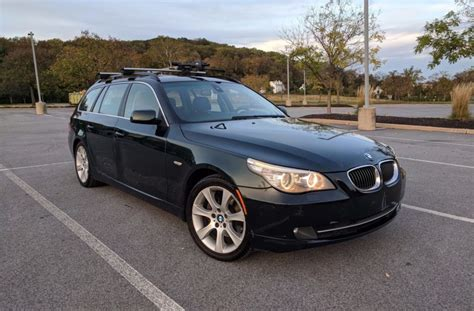 2008 Bmw 535xi Touring 6-speed For Sale On Bat