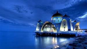 Masjid Selak Melaka Full HD Wallpaper and Background Image ...