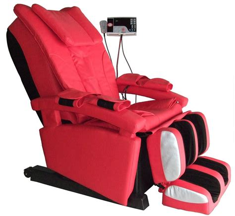 pin sharper image human touch robotic chair with