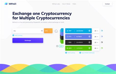 Bitcoin and ethereum's ether are the two largest digital assets by market capitalization and are also among the most liquid. Bitfract: The Easiest Way to Diversify Your Crypto Portfolio - The Bitcoin News