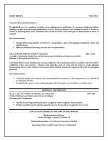 What Skills To Put On Resume For Fast Food by Resume Reviews Sle Resume Summaries Statements It Resume Pdf Sle Resume